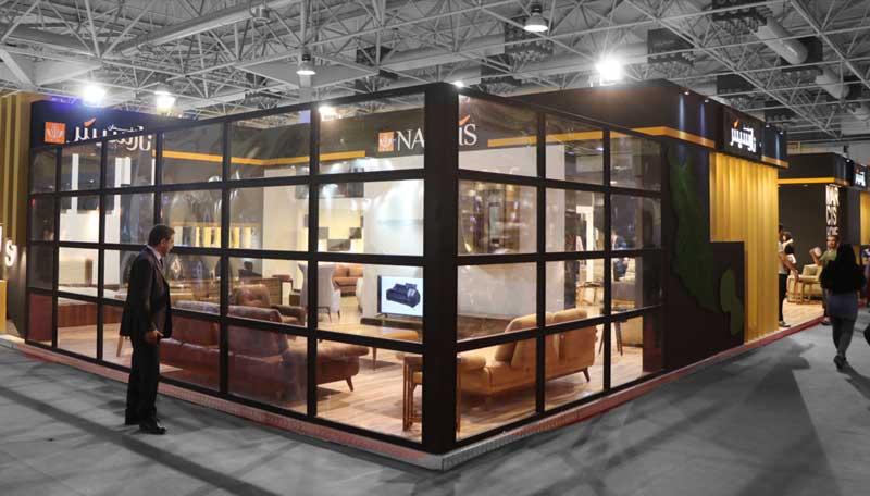 غرفه سازی نمایشگاهی - ساخت غرفه در نمایشگاه ها